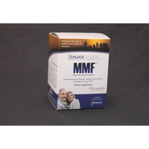 MMF 120 Caps - Military Micronutrient Formulation